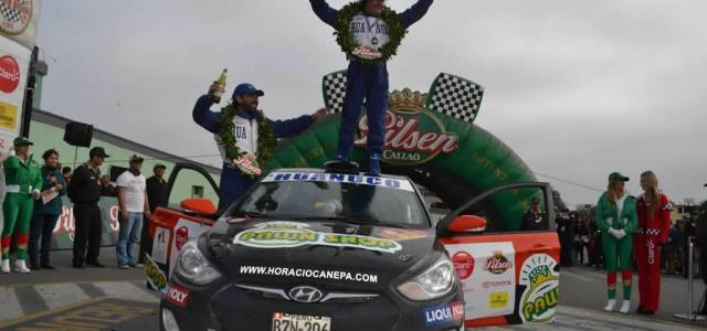 """Horacio Cánepa hizo Podio en la categoría N2 """"CAMINOS DEL INCA 2012"""""""
