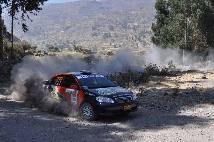 Horacio Canepa Rally Cañon del Colca 2010 02