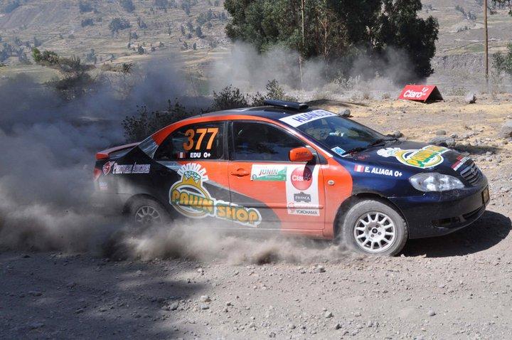 Horacio Canepa Rally Cañon del Colca 2010 03