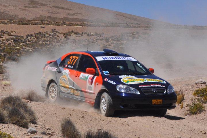 Horacio Canepa Rally Cañon del Colca 2010 05