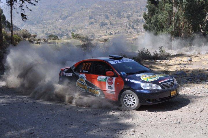 Horacio Canepa Rally Cañon del Colca 2010 06
