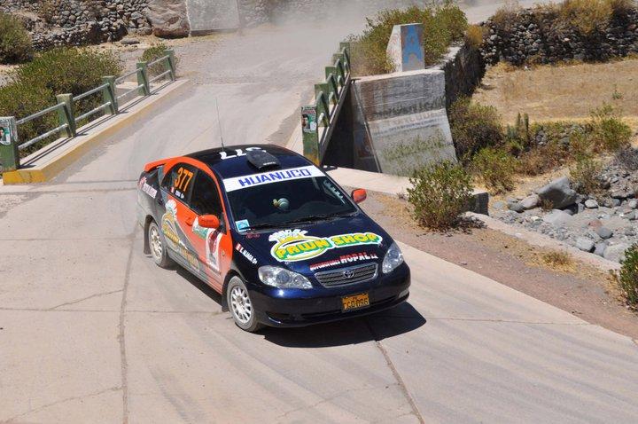 Horacio Canepa Rally Cañon del Colca 2010 07