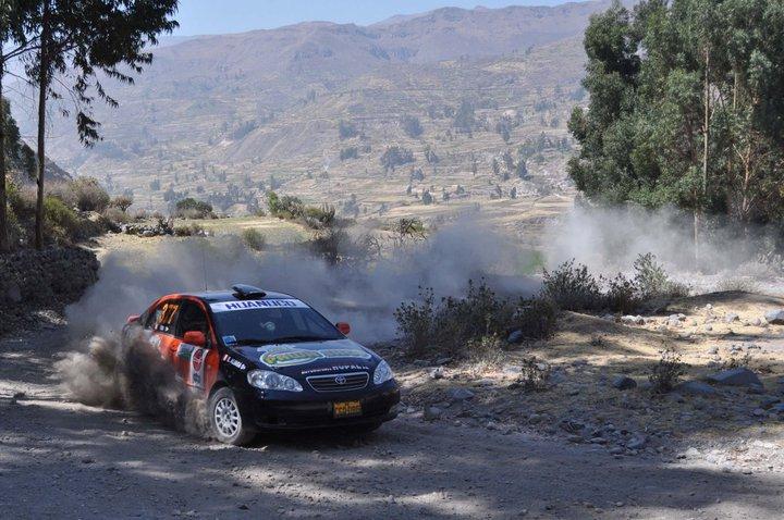 Horacio Canepa Rally Cañon del Colca 2010 08