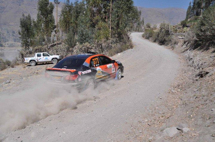 Horacio Canepa Rally Cañon del Colca 2010 09
