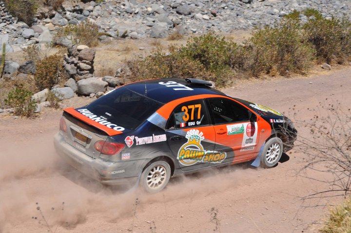 Horacio Canepa Rally Cañon del Colca 2010 10