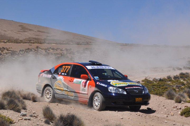 Horacio Canepa Rally Cañon del Colca 2010 11