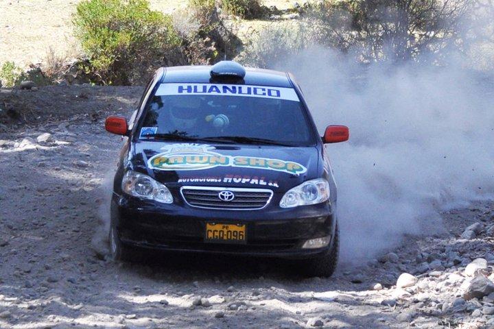 Horacio Canepa Rally Cañon del Colca 2010 12