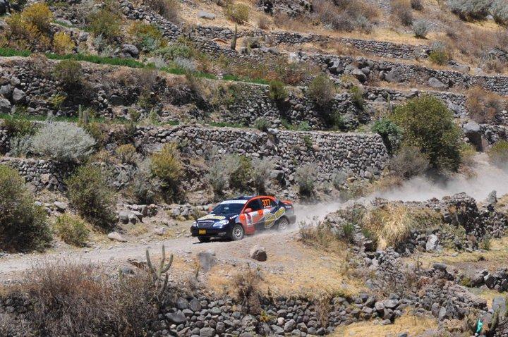 Horacio Canepa Rally Cañon del Colca 2010 13