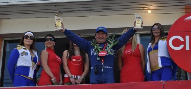 Horacio Cánepa alcanza el segundo lugar en la Super 1600, Colca Arequipa