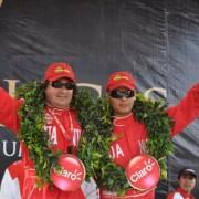 HORACIO CÁNEPA OBTUVO TERCER PUESTO EN EL RALLY AYACUCHO 2011