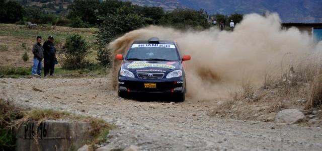 Horacio Cánepa, vuelve a la Ruta en RALLY PREMIO CAÑON DEL COLCA 2010